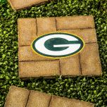 Packers Garden Stepping Stone