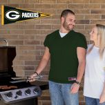 Green Bay Packers Outdoor Pennant Graphic