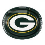 Green Bay Packers Oval Platter
