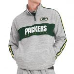 Packers Tommy Hilfiger Mario 1/4 Zip Pullover