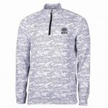 Packers Traverse Camo 1/2 Zip Pullover