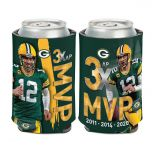Packers Aaron Rodgers MVP 2020 Can Cooler