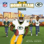 Packers Home Team Children's Book