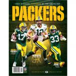 Packers 2021 Yearbook