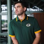 Packers Color-Blocked Polo