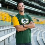 Packers Fashion Color-Blocked T-Shirt