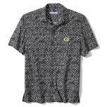 Packers Barrier Batik Button Down Camp Shirt
