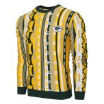 Packers Vertical Ugly Knit Sweater