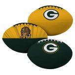 Packers 3 Football Softee Set