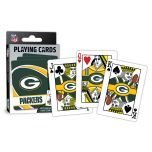 Packers Team Theme Playing Cards