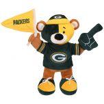 Green Bay Packers Plush Fan Bear