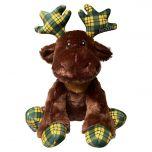 Packers Flannel Moose