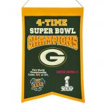 Green Bay Packers Champions Banner