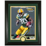 Packers Driver Legends Bronze Coin Photomint