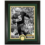 Packers Hornung Legends Bronze Coin Photomint