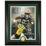 Packers #23 Alexander Bronze Coin Photomint