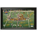 Packers Super Bowl XXXI Signature Gridiron