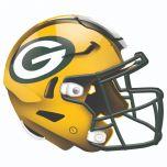Packers Speed Helmet Wall Art