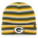 Packers '47 Avalon Stripe Cuff Knit Hat
