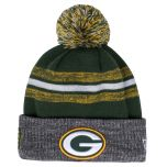 2019 Packers vs. Cancer Knit Hat