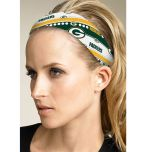 Packers Women's Stretch Patterned Headband