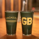 Packers 50s Classic Pint Glass