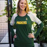 Packers Women's Logo Historic T-Shirt
