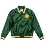 Packers Women's Light-Weight Satin Jacket
