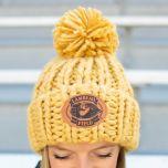Lambeau Field Women's Hand Knit Beanie