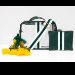 Packers Grant Crossbody Clear Bag