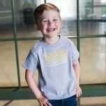 Hometown Toddler Touchdown Basic T-Shirt