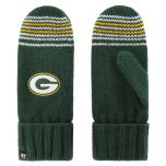 Packers Womens 47 Addison Knit Mittens
