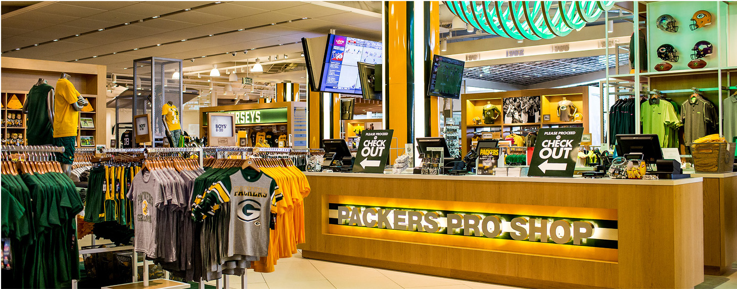 Packers Pro Shop. K likes. The official retailer of the Green Bay Packers, located at Lambeau Field/5().